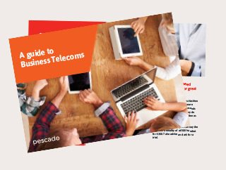 Business telecoms e-book